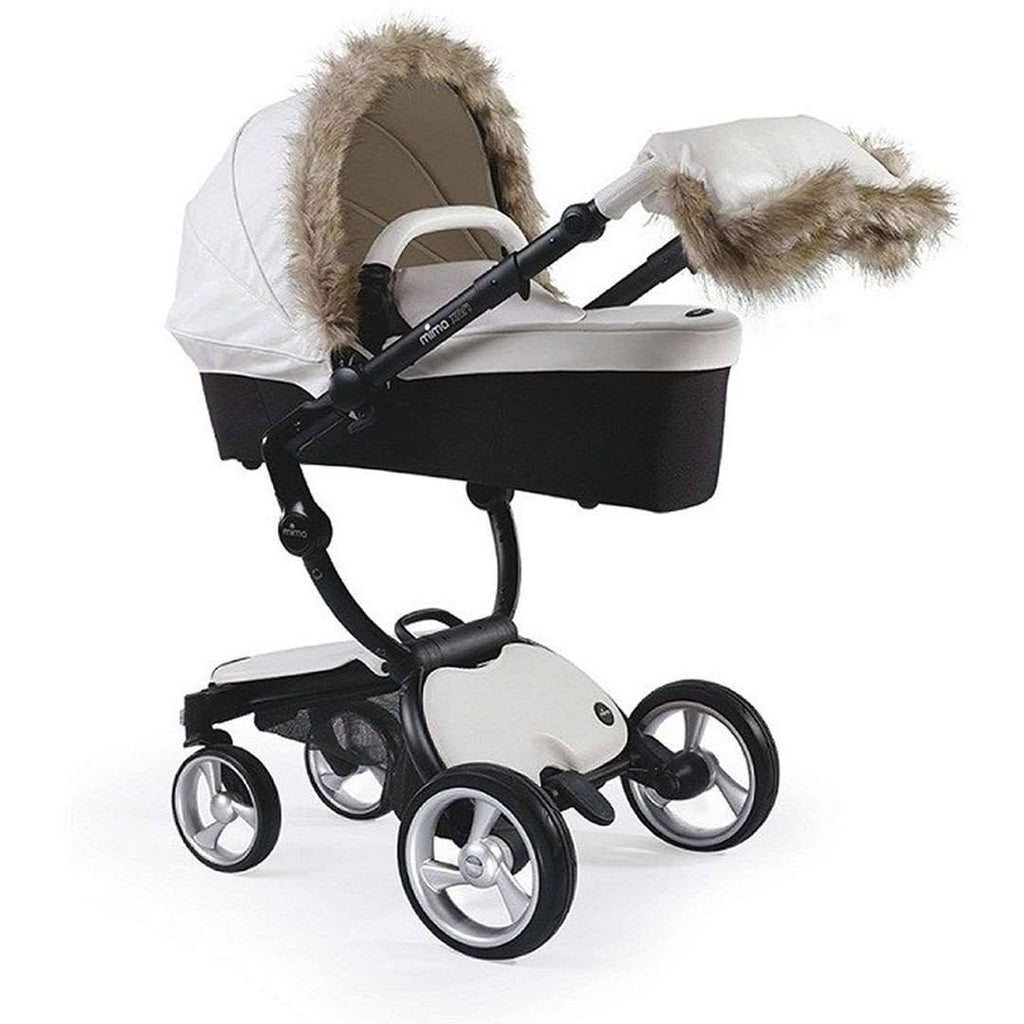 Mima Winter Outfit Kit-Footmuffs- Natural Baby Shower