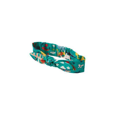 Frugi Astrid Headband - Jewel India-Headbands-Jewel India-0-5y- Natural Baby Shower