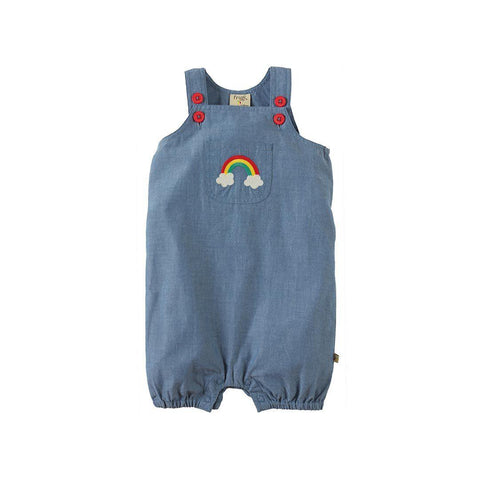 Frugi - Cadgwith Dungarees - Chambray