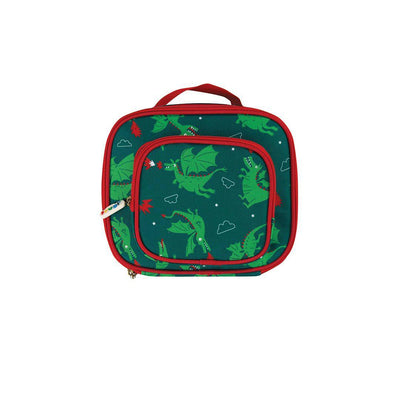 Frugi Pack A Snack Lunch Bag - Dragons-Lunch Bags-Dragons- Natural Baby Shower