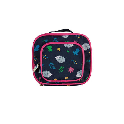 Frugi Pack A Snack Lunch Bag - Hedgehogs-Lunch Bags-Hedgehogs- Natural Baby Shower