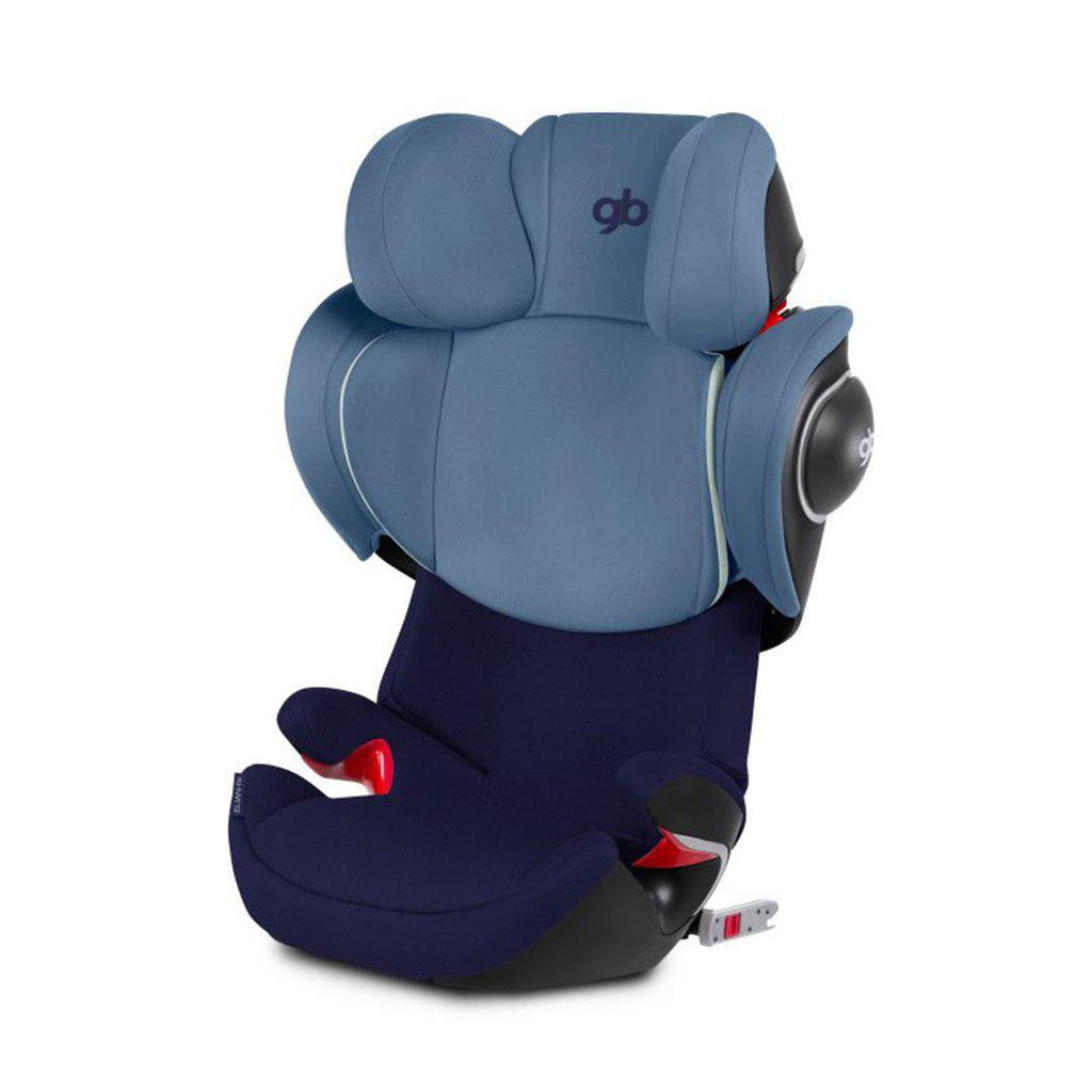gb Elian-Fix Car Seat in Sapphire Blue – Natural Baby Shower