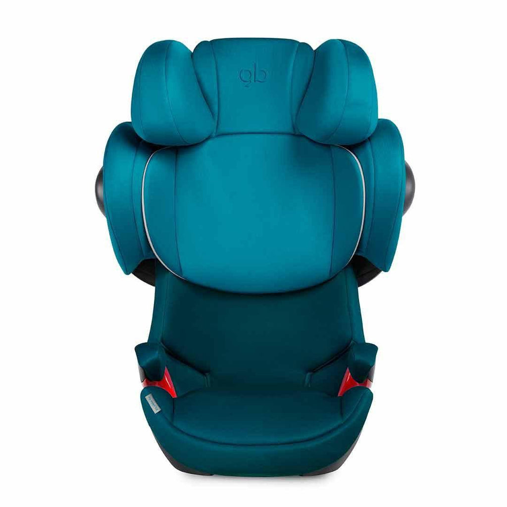 gb Elian-Fix Car Seat - Capri Blue-Car Seats- Natural Baby Shower