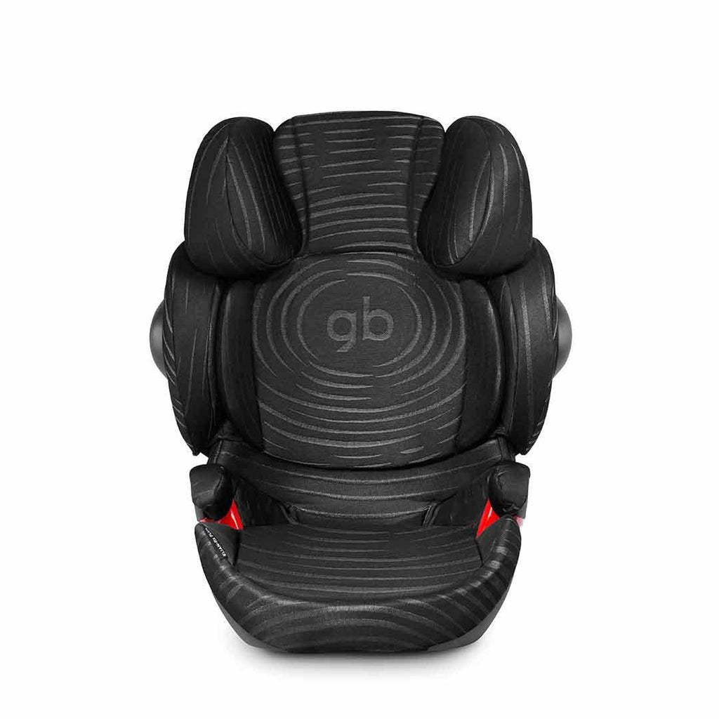 gb Elian-Fix Plus Car Seat - Lux Black-Car Seats- Natural Baby Shower