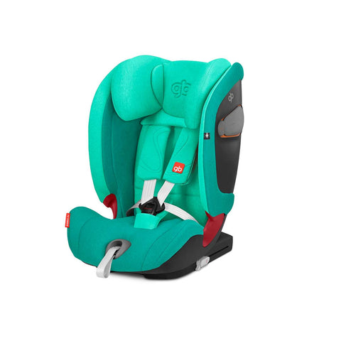 gb Everna-Fix Car Seat - Laguna Blue-Car Seats- Natural Baby Shower