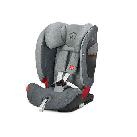 gb Everna-Fix Car Seat - London Grey-Car Seats- Natural Baby Shower