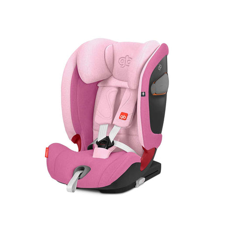 gb Everna-Fix Car Seat - Sweet Pink-Car Seats- Natural Baby Shower