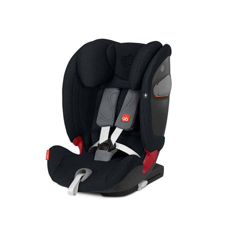 gb Everna-Fix Car Seat - Velvet Black-Car Seats- Natural Baby Shower
