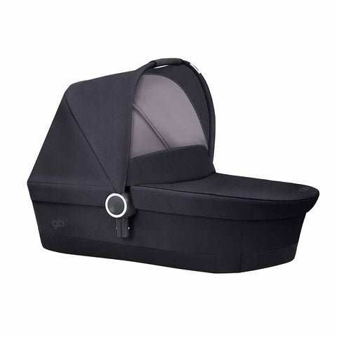 gb Maris 2 Carrycot - Silver Fox Grey