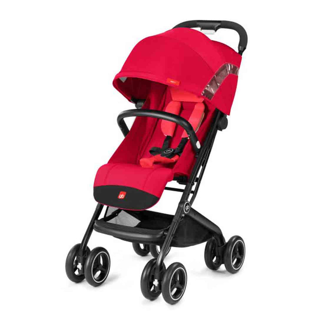gb Qbit+ Pushchair - Cherry Red