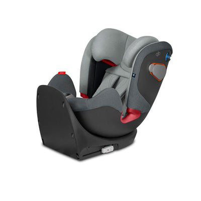 Ex-Display - gb Uni-All Car Seat - London Grey-Car Seats- Natural Baby Shower