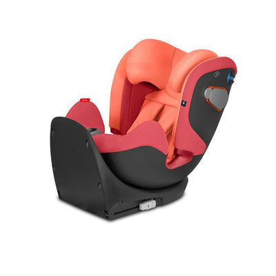 gb Uni-All Car Seat - Rose Red-Car Seats- Natural Baby Shower