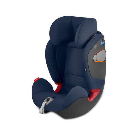gb Uni-All Car Seat - Laguna Blue-Car Seats- Natural Baby Shower