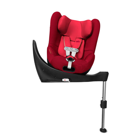 gb Vaya i-Size Car Seat with SensorSafe - Cherry Red-Car Seats- Natural Baby Shower