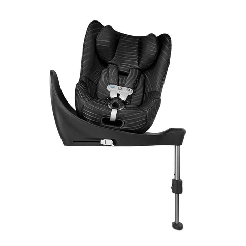 gb vaya i size rotating car seat natural baby shower. Black Bedroom Furniture Sets. Home Design Ideas
