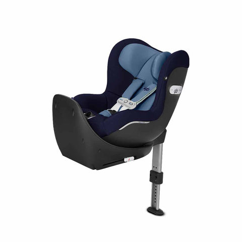gb Vaya i-Size Car Seat with SensorSafe - Sapphire Blue-Car Seats- Natural Baby Shower