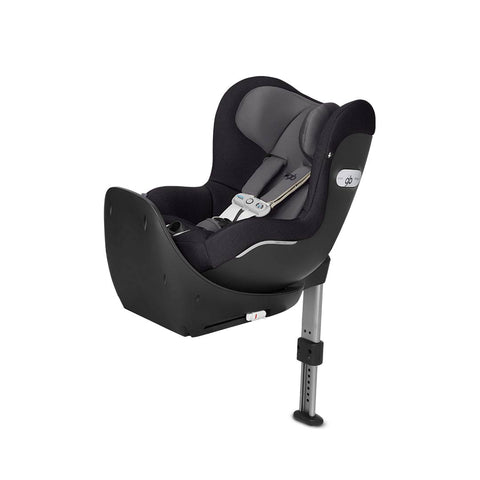 gb Vaya i-Size Car Seat with SensorSafe - Silver Fox Grey-Car Seats- Natural Baby Shower