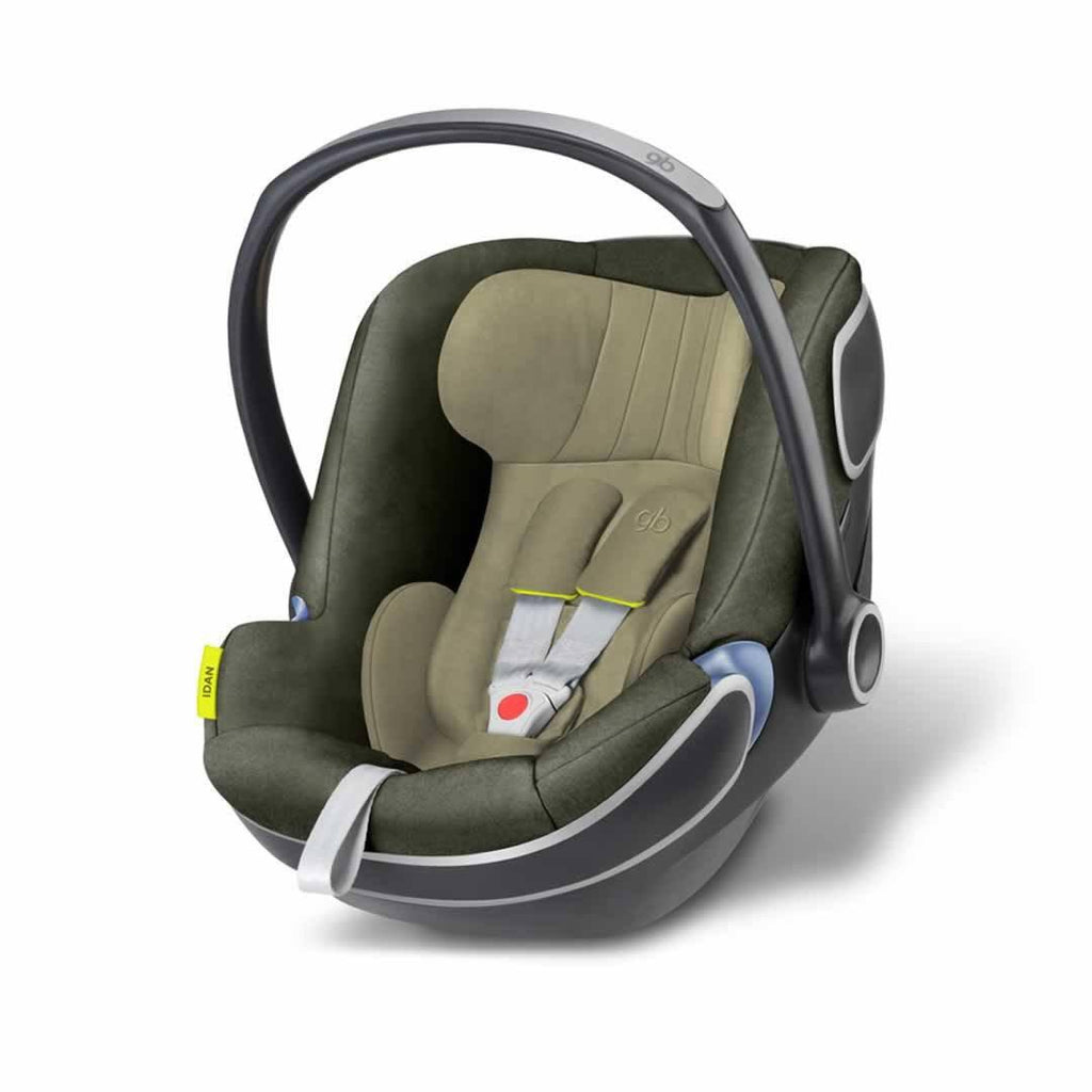 gb Idan Car Seat in Lizard Khaki