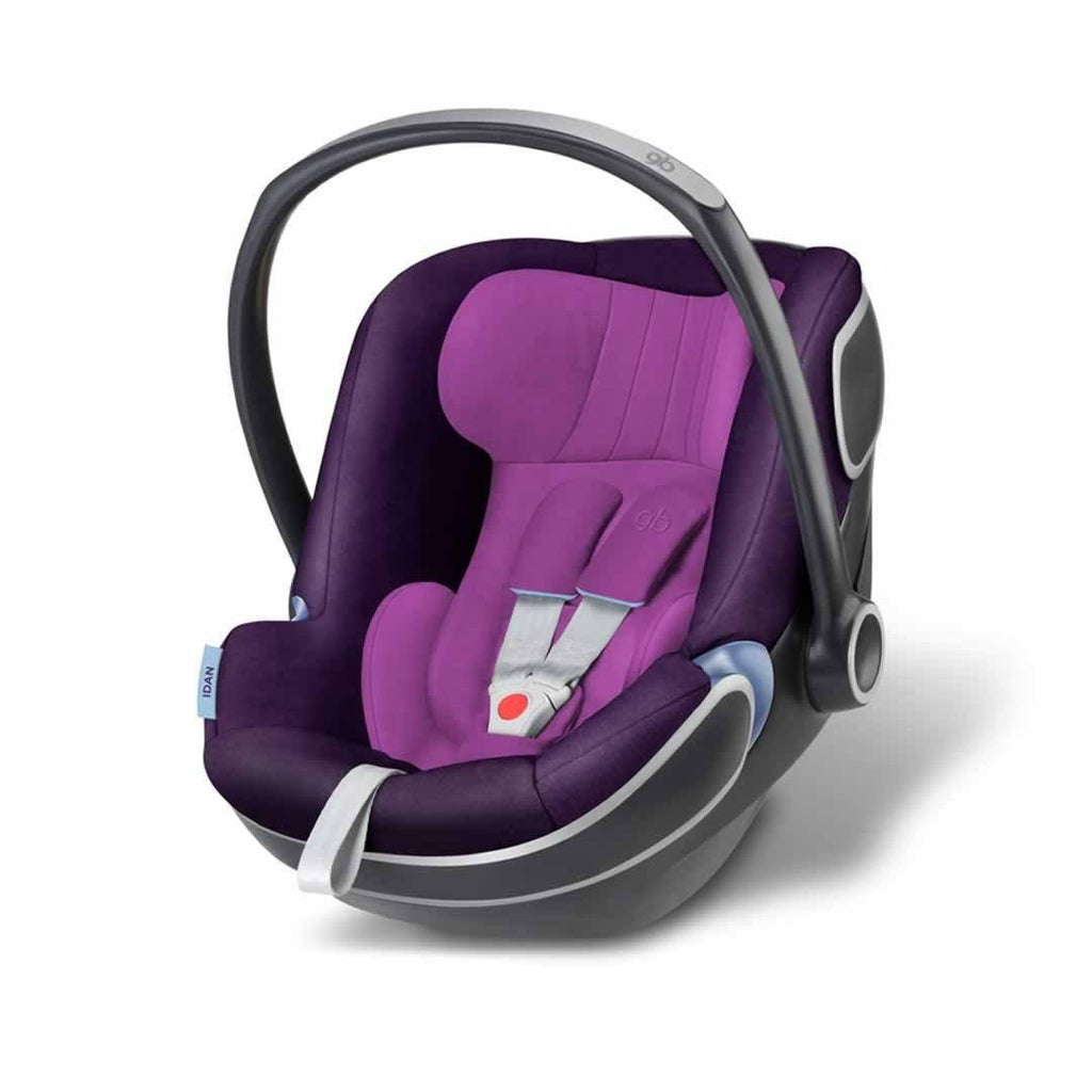 gb Idan Car Seat - Posh Pink - Car Seats - Natural Baby Shower