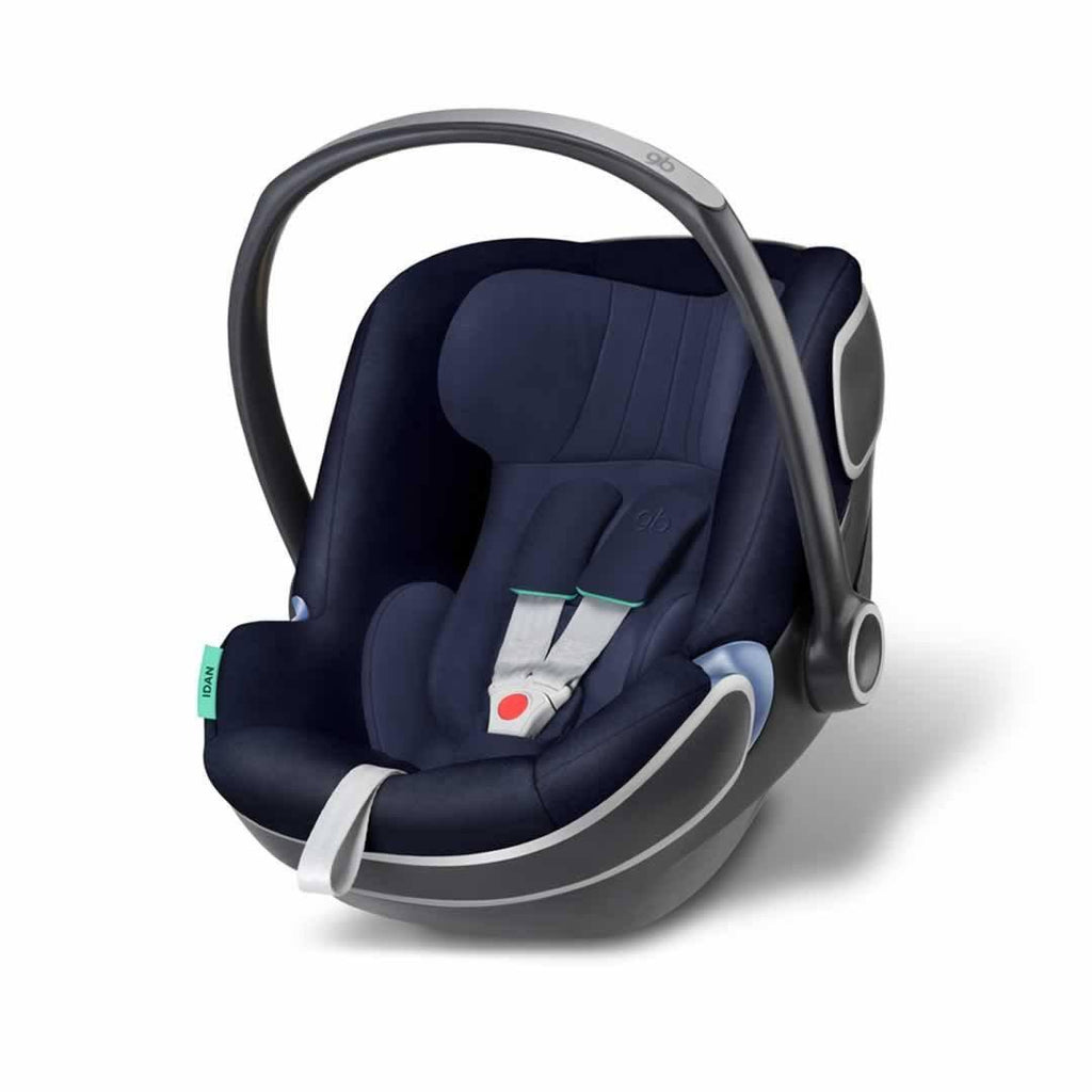gb Idan Car Seat - Seaport Blue - Car Seats - Natural Baby Shower