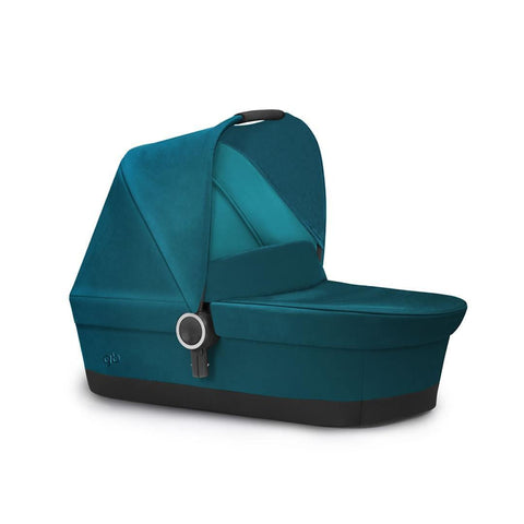 gb Maris Carrycot - Capri Blue - Carrycots - Natural Baby Shower