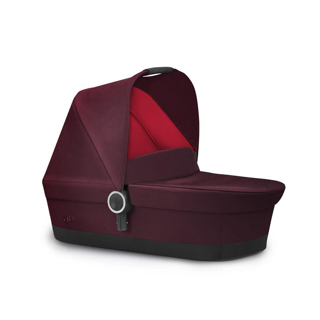 gb Maris Carrycot in Dragonfire Red