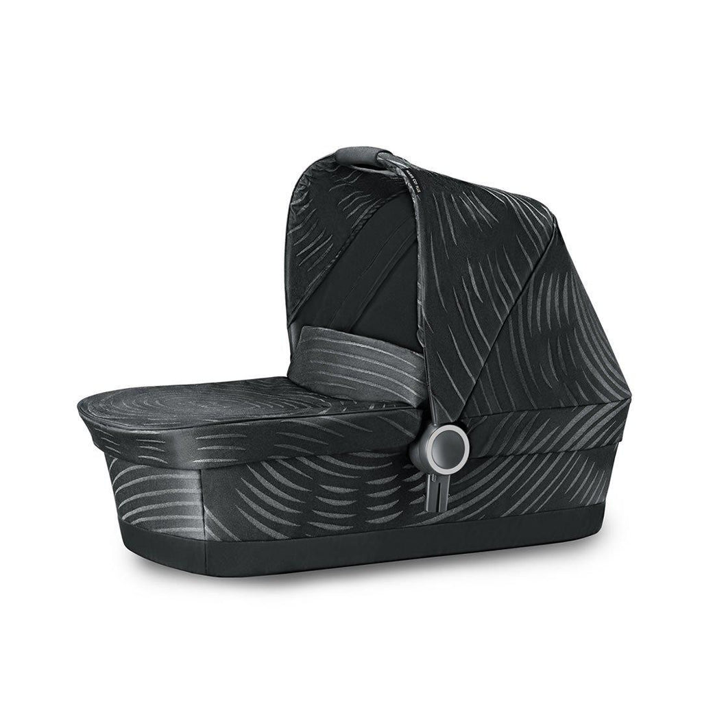gb Maris Carrycot - Lux Black-Carrycots- Natural Baby Shower