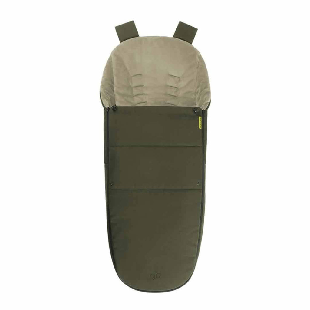 gb Maris Footmuff in Lizard Khaki