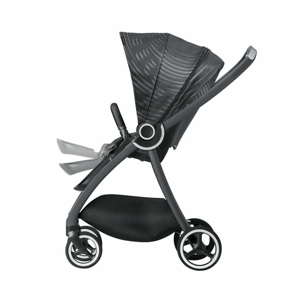 gb Maris Pushchair - Lizard Khaki Footrest
