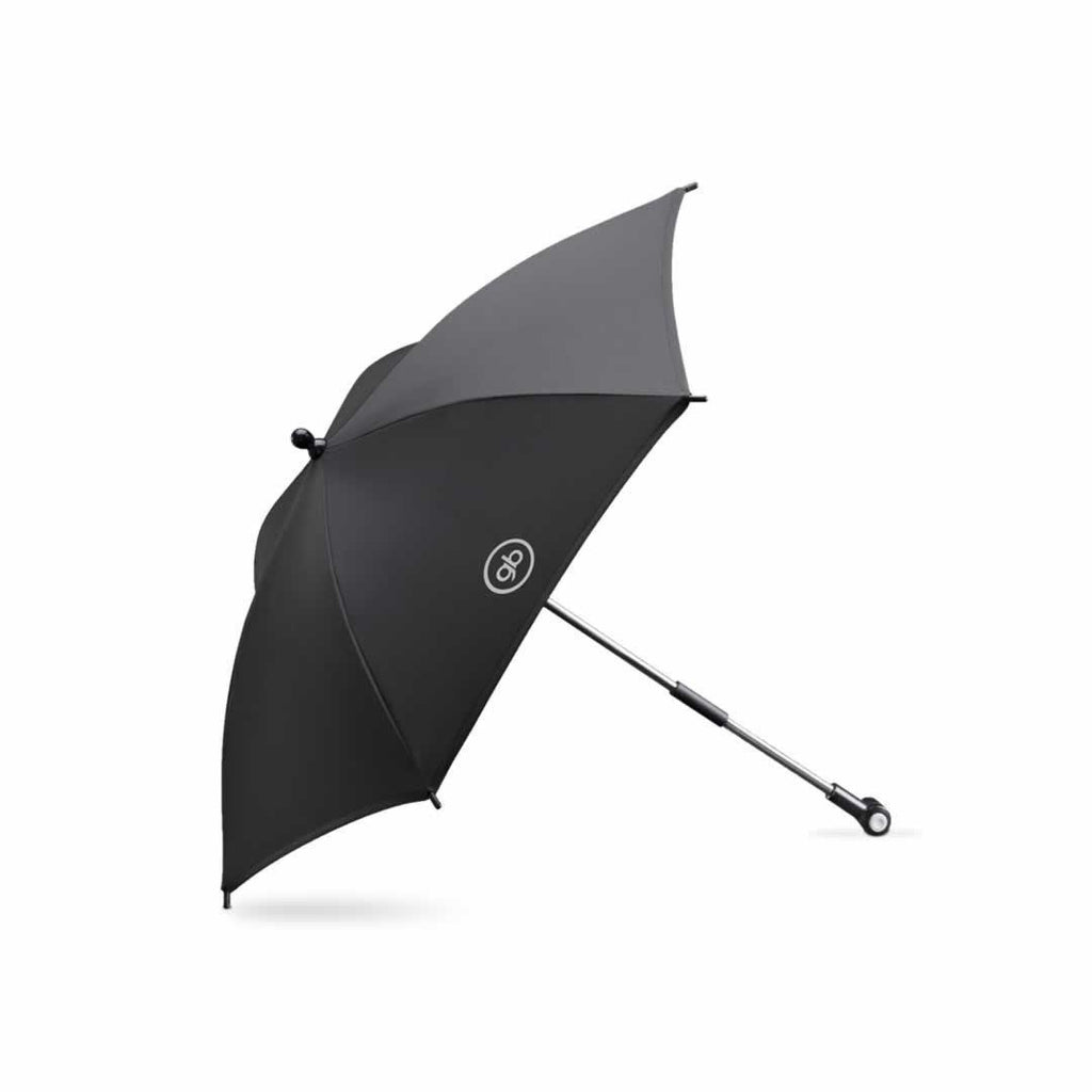 gb Parasol - Black-Parasols- Natural Baby Shower