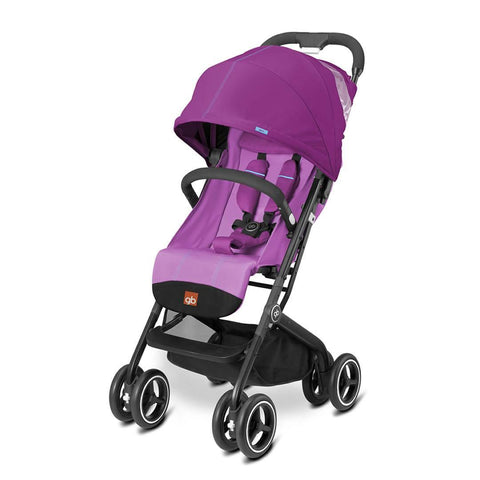 gb Qbit Plus Pushchair - Posh Pink - Strollers - Natural Baby Shower
