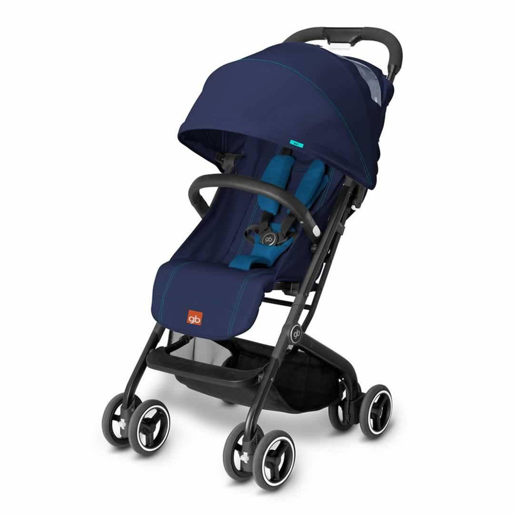 gb Qbit Pushchair in Seaport Blue