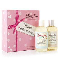Gift Sets - Love Boo Happy Baby Shower Kit