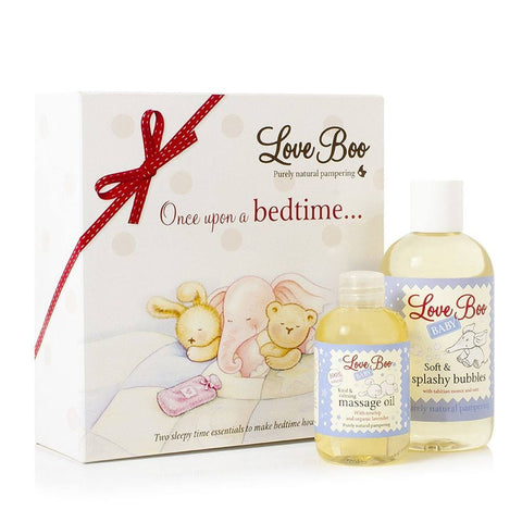 Love Boo Once Upon a Bedtime - Gift Sets - Natural Baby Shower