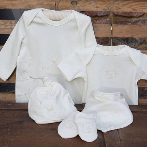 Natures Purest 5 Piece Set - Basics - Gift Sets - Natural Baby Shower