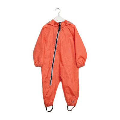 Grass & Air Stomper Suit - Coral-Coats & Snowsuits-Coral-3-4y- Natural Baby Shower