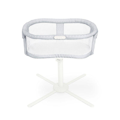 HALO BassiNest Swivel Sleeper - Essentia Morning Mist-Cribs- Natural Baby Shower