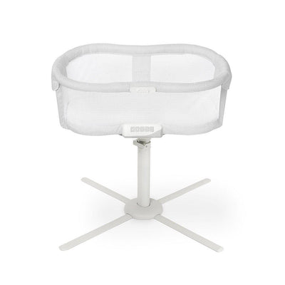 HALO BassiNest Swivel Sleeper - Premiere Morning Pebble-Cribs- Natural Baby Shower