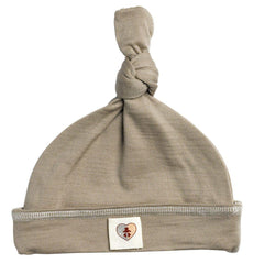 Hats - Nurtured By Nature Beanie Hat - Hush Merino - Kelp