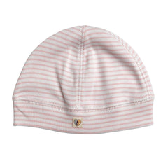 Hats - Nurtured By Nature Hat - Kind Organic - Shortcake Stripe