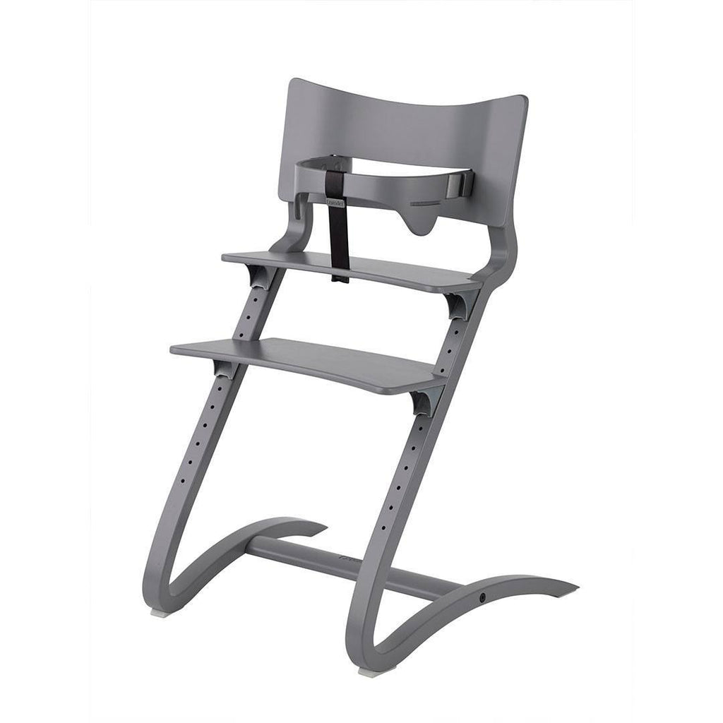 Leander High Chair with Safety Bar - Grey – Natural Baby Shower
