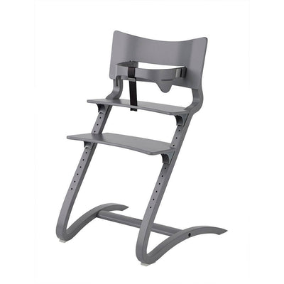 Leander Highchair with Safety Bar - Grey-Highchairs-Default- Natural Baby Shower