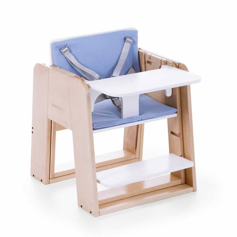 moodelli Growi Highchair - Fully Equipped - High Chairs - Natural Baby Shower