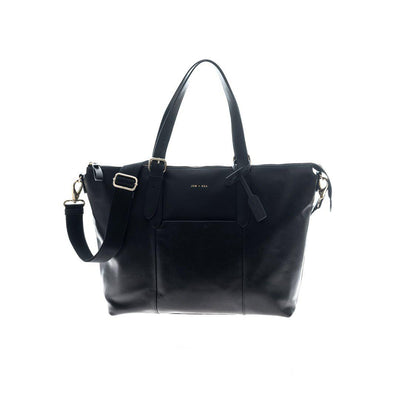 JEM + BEA Beatrice Changing Bag - Black-Changing Bags- Natural Baby Shower