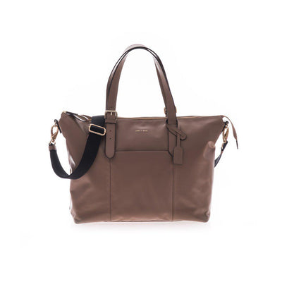 JEM + BEA Beatrice Changing Bag - Taupe-Changing Bags- Natural Baby Shower