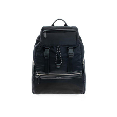 JEM + BEA Elliott Backpack Changing Bag - Black-Changing Bags- Natural Baby Shower