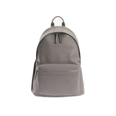 JEM + BEA Jamie Backpack Changing Bag - Grey-Changing Bags- Natural Baby Shower
