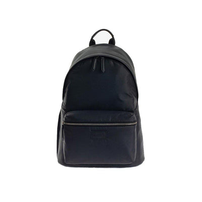 JEM + BEA Jamie Sustainable Backpack Changing Bag - Black-Changing Bags- Natural Baby Shower