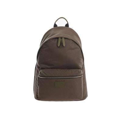 JEM + BEA Jamie Sustainable Backpack Changing Bag - Khaki-Changing Bags- Natural Baby Shower