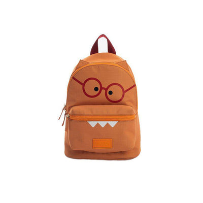 JEM + BEA Kids Sustainable Backpack - Orange-Children's Bags- Natural Baby Shower